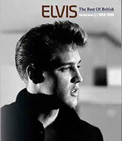 FTDブック『Elvis: The Best Of British, The RCA Years 1959 - 1960』