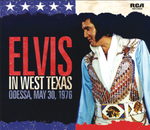 FTD-CD『Elvis In West Texas』(1-CD)