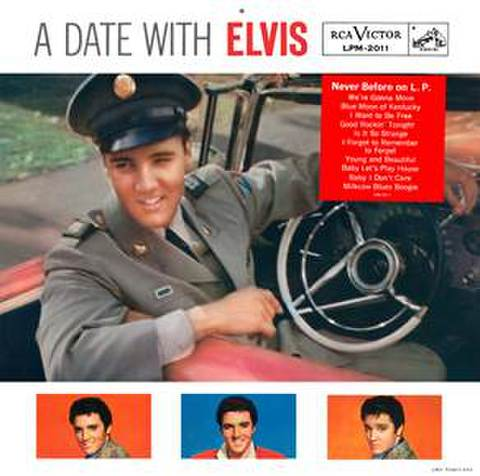 FTD-CD『A Date With Elvis』 (2-CDs)