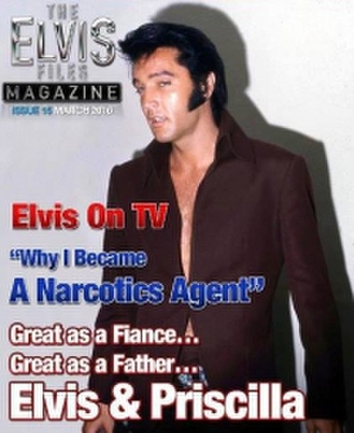 季刊写真誌『The Elvis Files Magazine』第15号