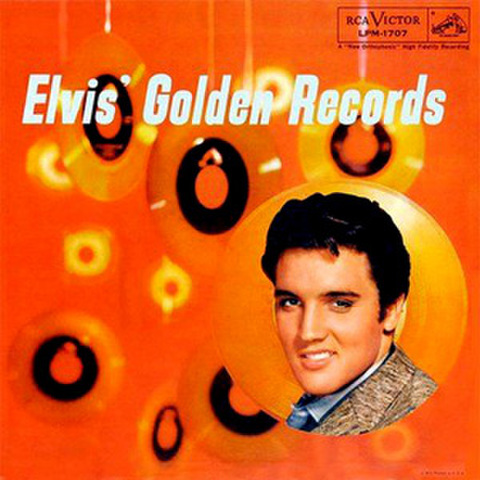 FTD-CD『Elvis' Golden Records』(2-CDs)