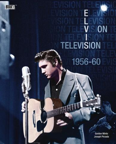 Boxcar豪華写真集『Elvis On Television 1956-1960』(Boxcar Enterprises)