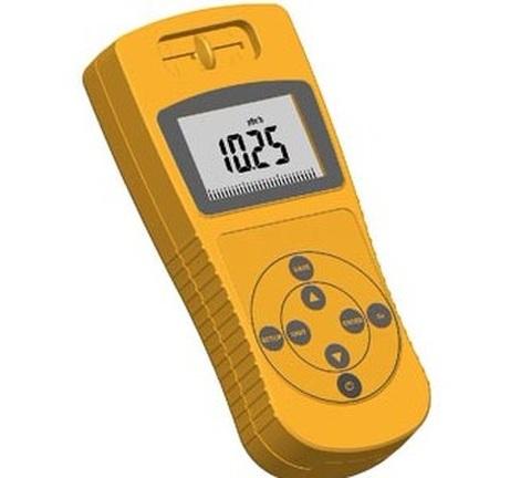 RADIATION SCANNER MODEL 910