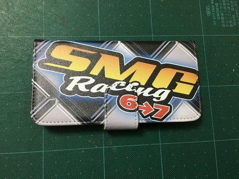 SMG6→7 スマホカバー手帳タイプ