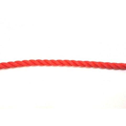 ストリンガー用ロープ(レッド)8㎜