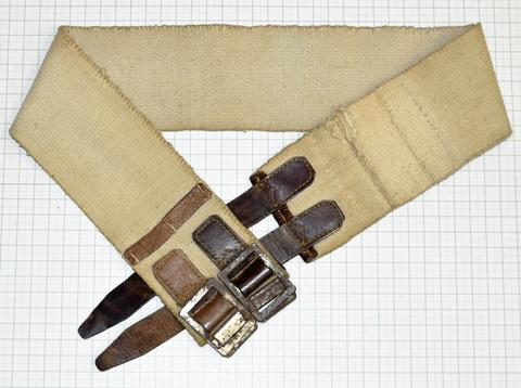 海軍 体操帯