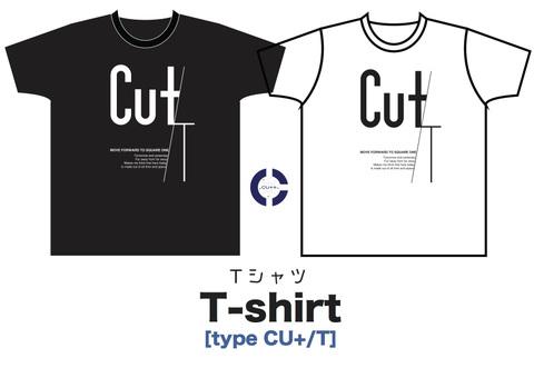 CUTT NEWロゴ Tシャツ
