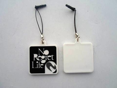 No Regret Life Memory & Record イヤホンジャックホルダー
