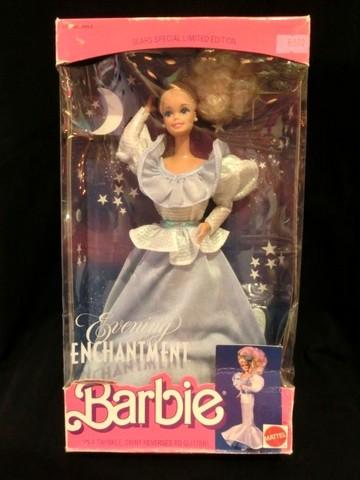 1989年★80's★Evening ENCHANTMENT Barbie★イブニングエンチャントメントバービー★人形★フィギュア★