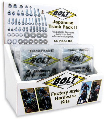 BOLT JAPANESE TRACK PACK54piece