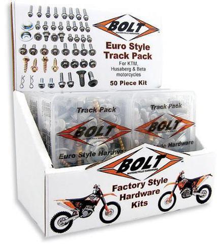BOLT EURO TRACK PACK50piece