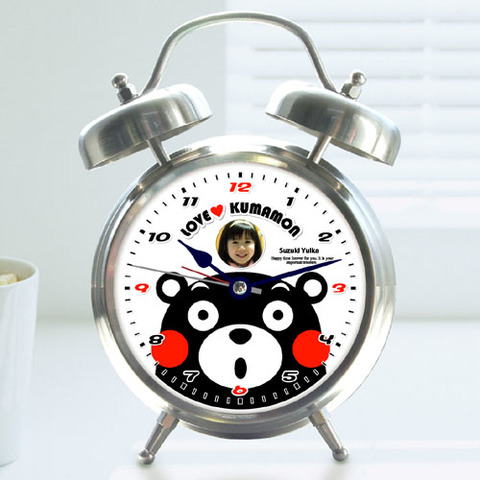 くまモンの録音機能付目覚し時計(Type-B)