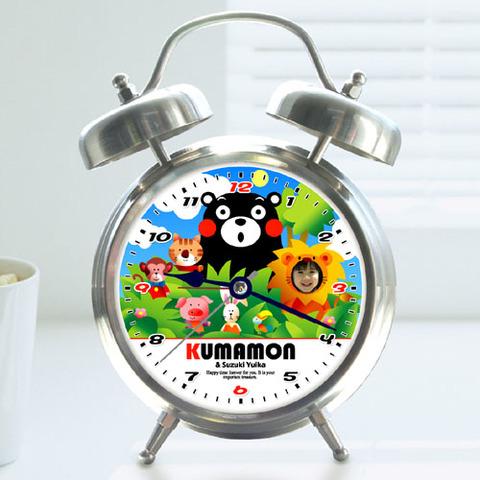 くまモンの録音機能付目覚し時計(Type-D)