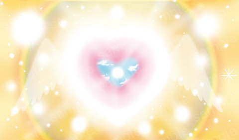 Open Your Heart ~真我のひかり~(メッセージあり)