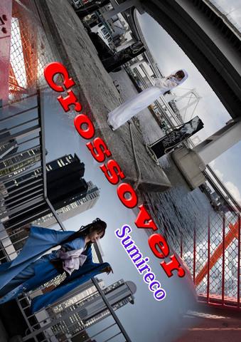 すみれこ書籍写真集 第二十五弾「Crossover」