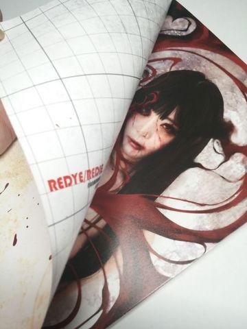 七菜乃×GENk冊子 REDYE/REDIE
