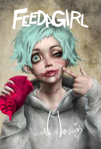 ポストカード 【FEED A GIRL】