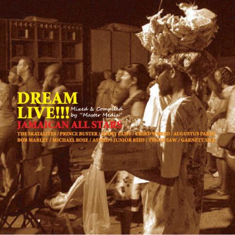 DREAM LIVE / MASTER MEDIA