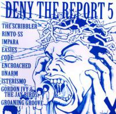 "V/A ""DENY THE REPORT 5"" (CD)"