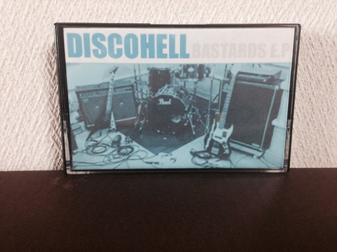 DISCOHELL/BASTARDS E.P(TAPE+MP3)