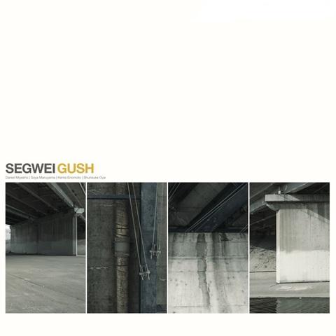 segwei(ダウンロードコード付LP)/GUSH