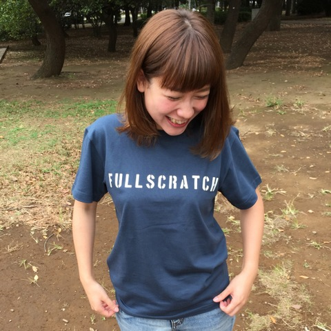 FULLSCRATCH TIGHT T-SHIRTS