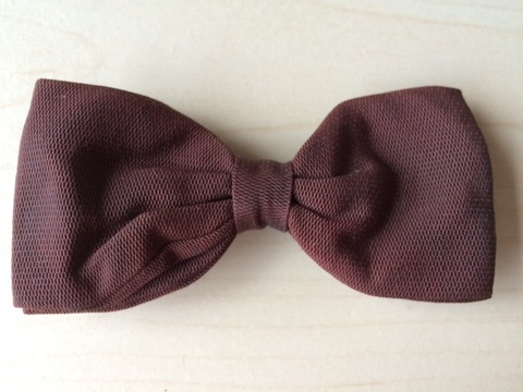 BROWN BOWTIE