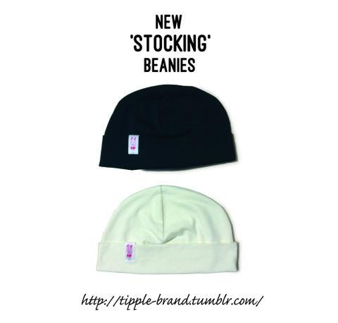 【TIPPLE BRAND】 'STOCKING' BEANIE
