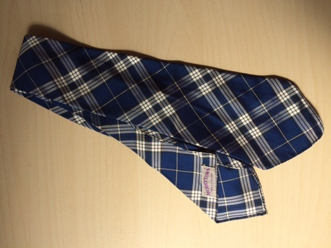 Vintage 1930's 1940's Unlined NECKTIES Tie 2