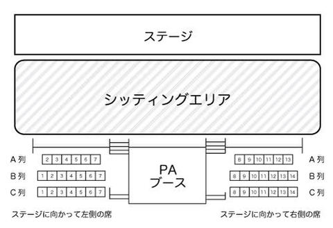 PINE DAYS vol.12 指定席~A列~