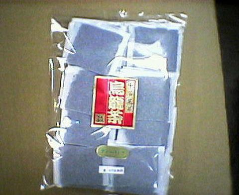 U-008ウーロン茶ティーバッグ5g×50