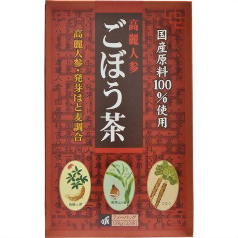 KB-010高麗人参入ごぼう茶32p