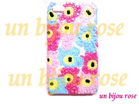花柄 iPhone 4 / 4S