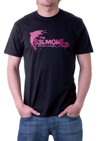 サーモンズドライTシャツ