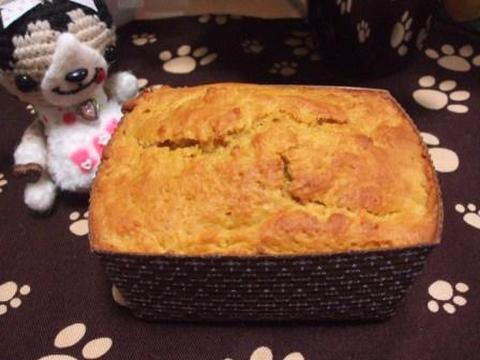 かぼちゃケーキ (小サイズ)