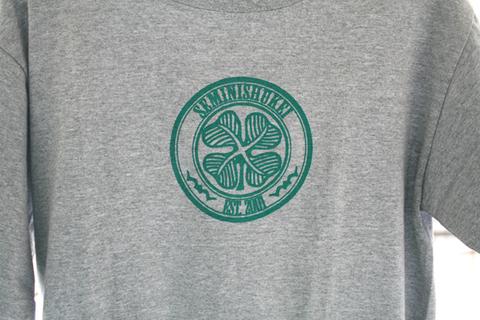 SEMINISHUKEI celtic T-SHIRTS