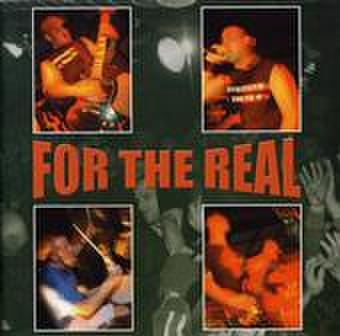 FOR THE REAL s/t CD