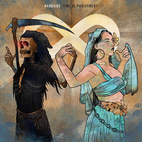 HARDSIDE time is punishment CD