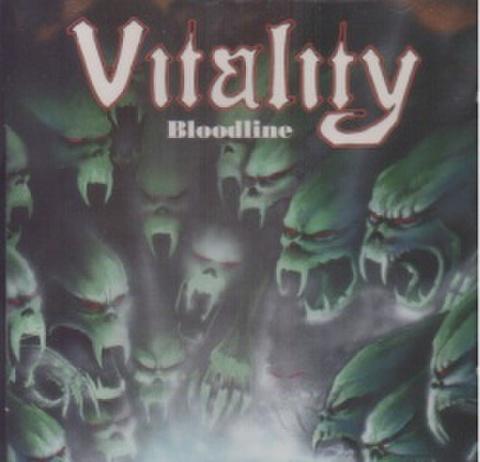 VITALITY bloodline CD