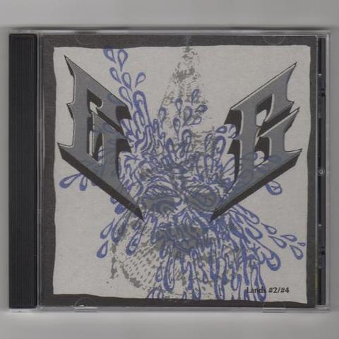 """GUILTY C. """"Lands #2/#4"""" CD"""