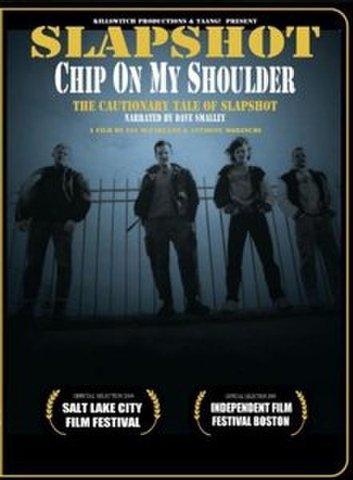 SLAPSHOT chip on my shoulder DVD