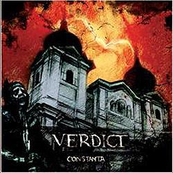 THE VERDICT constanta CD