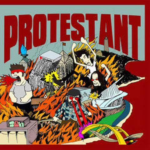 PROTESTANT / GET RAD split 7inch