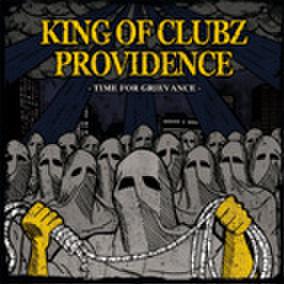 KING OF CLUBZ / PROVIDENCE split 7inch