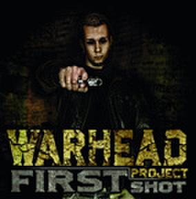 WARHEAD PROJECT first shot CD