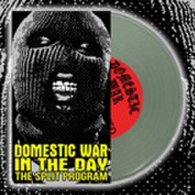DOMESTIC WAR / IN THE DAY split 7inch