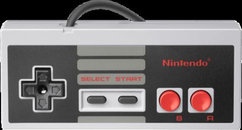 米国任天堂製家庭用ゲーム機「NESクラシック・エディション」追加コントローラ
