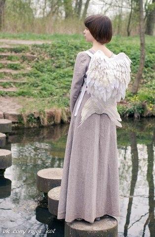 天使の羽バックパック