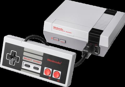 米国任天堂製家庭用ゲーム機「NESクラシック・エディション」