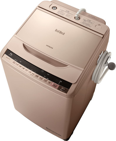 日立 ビートウォッシュ洗濯機 BW-10WV